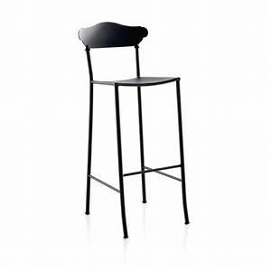 Tabouret De Bar Fer : tabouret de bar en fer forg apolo 4 pieds tables chaises et tabourets ~ Dallasstarsshop.com Idées de Décoration