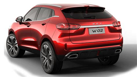 great wall reveals wey luxury suv brand not the cards for australia yet 1 of 6