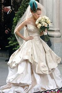 top 10 celebrity wedding dresses in movies and tv With vivienne westwood wedding dress
