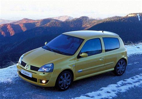 clio 4 rs fiche technique fiche technique renault clio ii rs 2004 2005