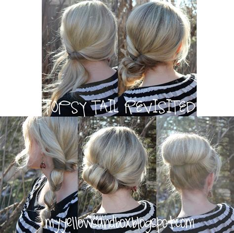 super easy quick tutorial for these 5 amazingly cute hair