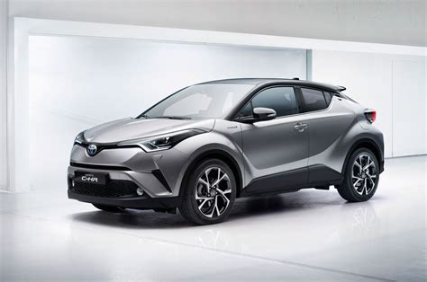 Toyota C-HR Debuts in U.S. Later this Year, On-Sale Spring ...