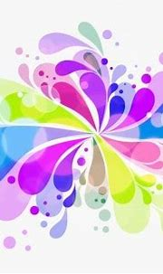 Vector Colorful Creative Background Abstract Vector ...