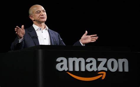 Amazon Founder Jeff Bezos Is Now Worth $100 Billion - TECH ...