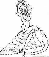 Flamenco Coloring Dancer Dancers Dibujos Sevillanas Dancing Colouring Outline Printable Colorear Gifs Coloringpages101 Imagenes Desenhos Line Template Albuns Recomendadas Animados sketch template