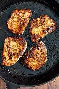 delicious tender and pan fried boneless pork chops