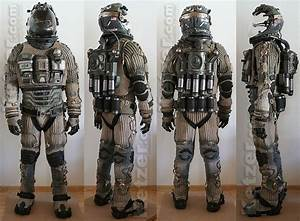 Cool TV and Movie Space Suits (page 3) - Pics about space