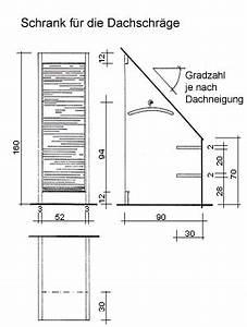 Schrank Bauen Dachschräge : bauanleitung schlafsofa mit schrank f r die dachschr ge ~ Markanthonyermac.com Haus und Dekorationen