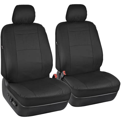 floor mats and seat covers black synthetic leather car seat covers 4pc carpet floor mats auto interior ebay