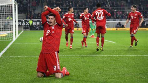 Bayern munich v borussia mönchengladbach. Hasil Liga Jerman: Bayern Libas Moenchengladbach 5-1 ...