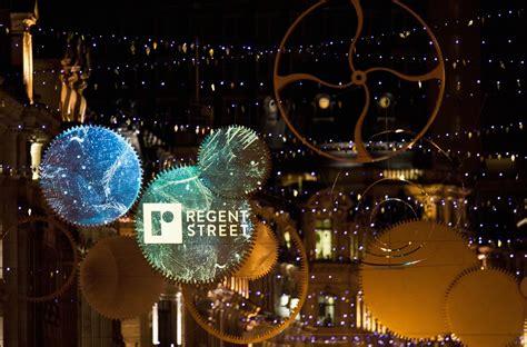 regent street christmas lights close up myleene klass