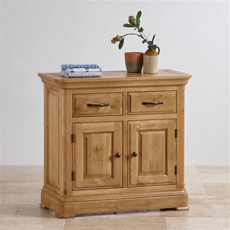 Canterbury Oak Sideboard by Canterbury Small Sideboard Solid Oak Oak Furniture Land