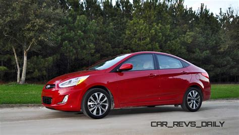 Hyundai Accent Gls Review by 2015 Hyundai Accent Gls Sedan 54