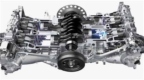 Longevity Subaru Boxer Engine Youtube