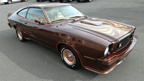 1978 Mustang King Cobra For Sale by Ebay Find Of The Week 1978 Ford Mustang Ii King Cobra