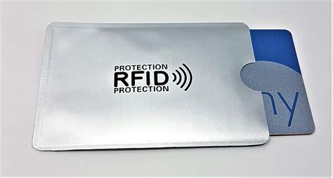 rfid card sleeve wallet blocking protector debit credit