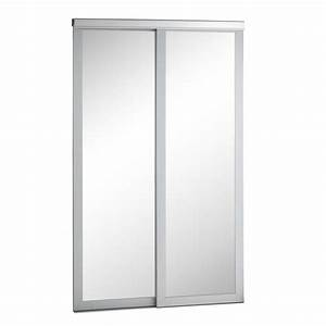 pinecroft 60 in x 80 in mirror urban silver frame With miroir 80 x 60