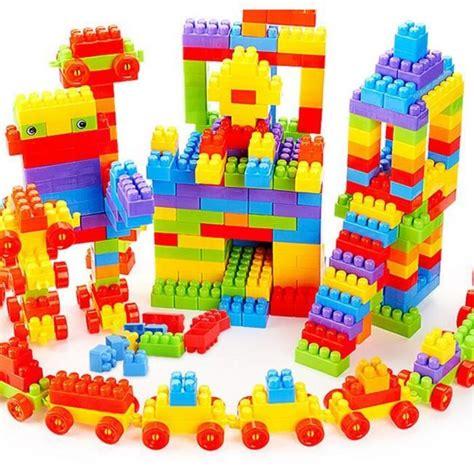 Cuisine Vintage Kidkraft - 188 pcs jeu de construction cube assemblage 188 pcs