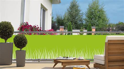 gräser für balkon 30082 balkon sichtschutz hecht international