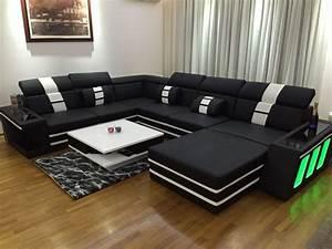 Mobilier De France Canapé : canap design carezza xxl dans l 39 appartement d 39 un de nos ~ Melissatoandfro.com Idées de Décoration