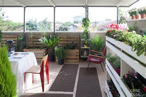 costruire un terrazzo la cassetta in legno fai da te da usare come portavasi