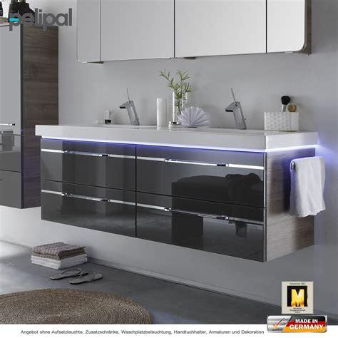 Mit Doppelwaschbecken by Pelipal Balto Waschtisch Als Set 140 Cm Mit