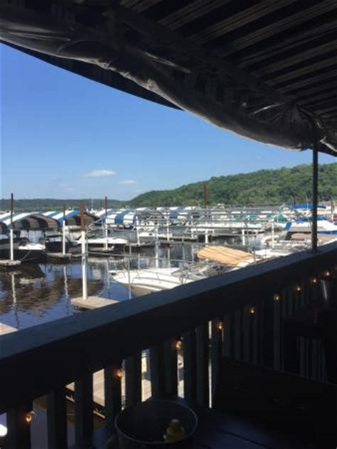 the marina in stillwater mn the deck of pd pappy s picture of p d pappy s stillwater