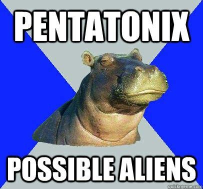 Skeptical Hippo Meme - other aliens and the o jays on pinterest
