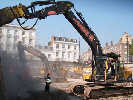 industrial demolition hertfordshire essex kent london uk