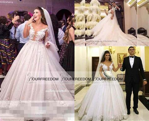 Discount Royal Princess Italy Style A Line Wedding Dresses