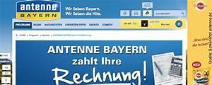 Antenne Bayern Zahlt Ihre Rechnung Aktuell : antenne bayern zahlt ihre rechnung das spiel mit den sehns chten radiowatcher ~ Themetempest.com Abrechnung