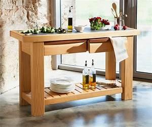 Meuble Cuisine Desserte : meuble de cuisine desserte maison et mobilier d 39 int rieur ~ Teatrodelosmanantiales.com Idées de Décoration