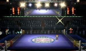 Super Smash Bros WiiU 3DS Gt Ring De Boxe Pokbipcom