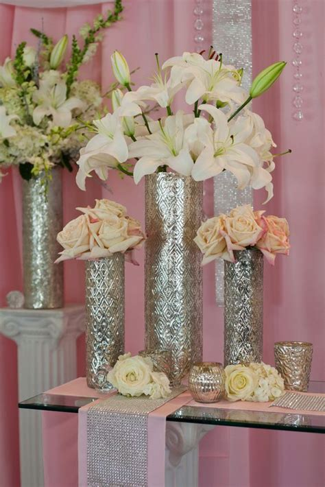 Wedding Pink And White Weddings And Pink On Pinterest