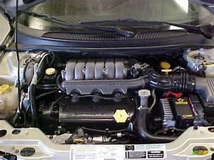 2000 Chrysler Cirrus Lxi Engine Photos