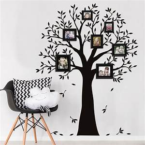 narrow family tree wall decal tree wall decal for With family wall decal
