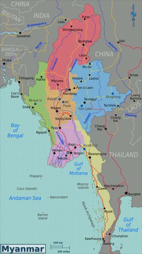 myanmar wikitravel