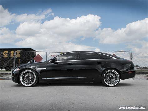 New Jaguar Xjl Supersport On Dub1 Wheels // Wb