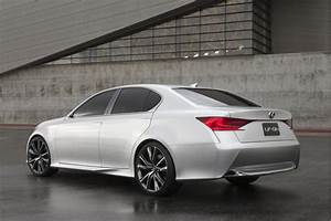 Gh Auto : lexus lf gh hybrid concept new gs unveiled for ny auto show ~ Gottalentnigeria.com Avis de Voitures