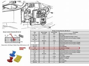 2005 Chevy Cobalt Ss Fuse Box Diagram