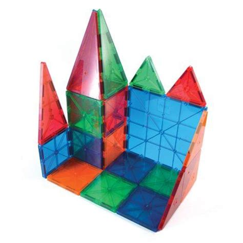 Magna Tiles Black Friday 2014 by Picasso Tiles 174 60 Set Magnet Building Tiles Clear