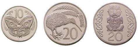New Zealand Coins -- Tiki Central
