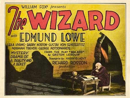 The Wizard (1927 film) - Wikipedia