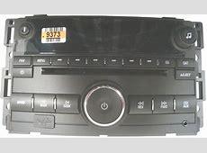 G6 2009 2010 CD MP3 USB UUI XM ready radio NEW