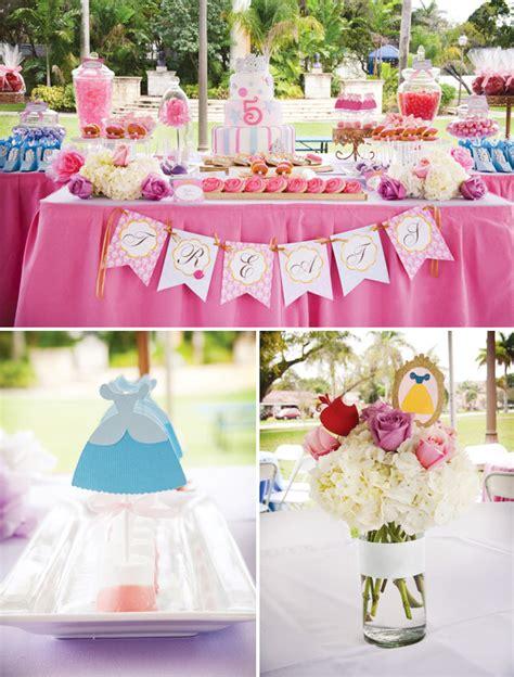 unique birthday party ideas for no princess dress inspired disney princess birthday party princess