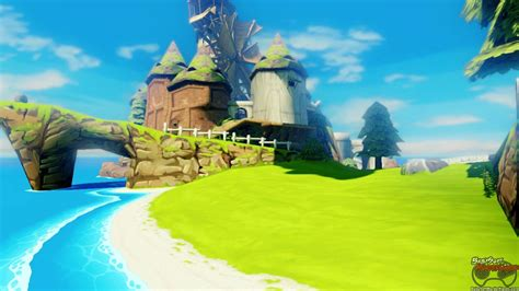 The Legend Of Zelda The Wind Waker Remake For Wii U