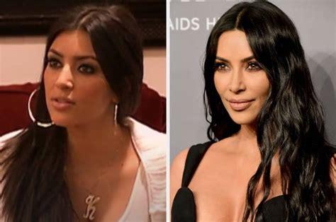 Kim Kardashian Then And Now - Famous Person