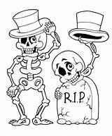 Halloween Coloring Pages Ausmalbilder Colouring Sheets Printable Skeleton Skelett Angry Skull Sheet Easy Books Skeletons Ausmalen Ausdrucken Monster Scary Birds sketch template