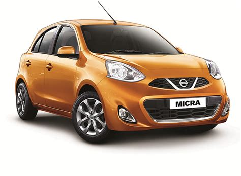 Nissan Car : 2017 Nissan Micra Automatic Model Launched In India At Rs