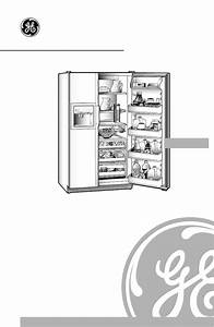 Ge Refrigerator 28  30 User Guide